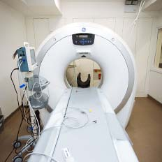 London Vet Specialists Onsite CT Scanner